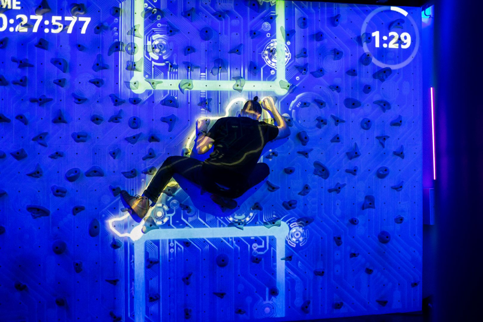 Augmented-Climbing-Wall-Fitness