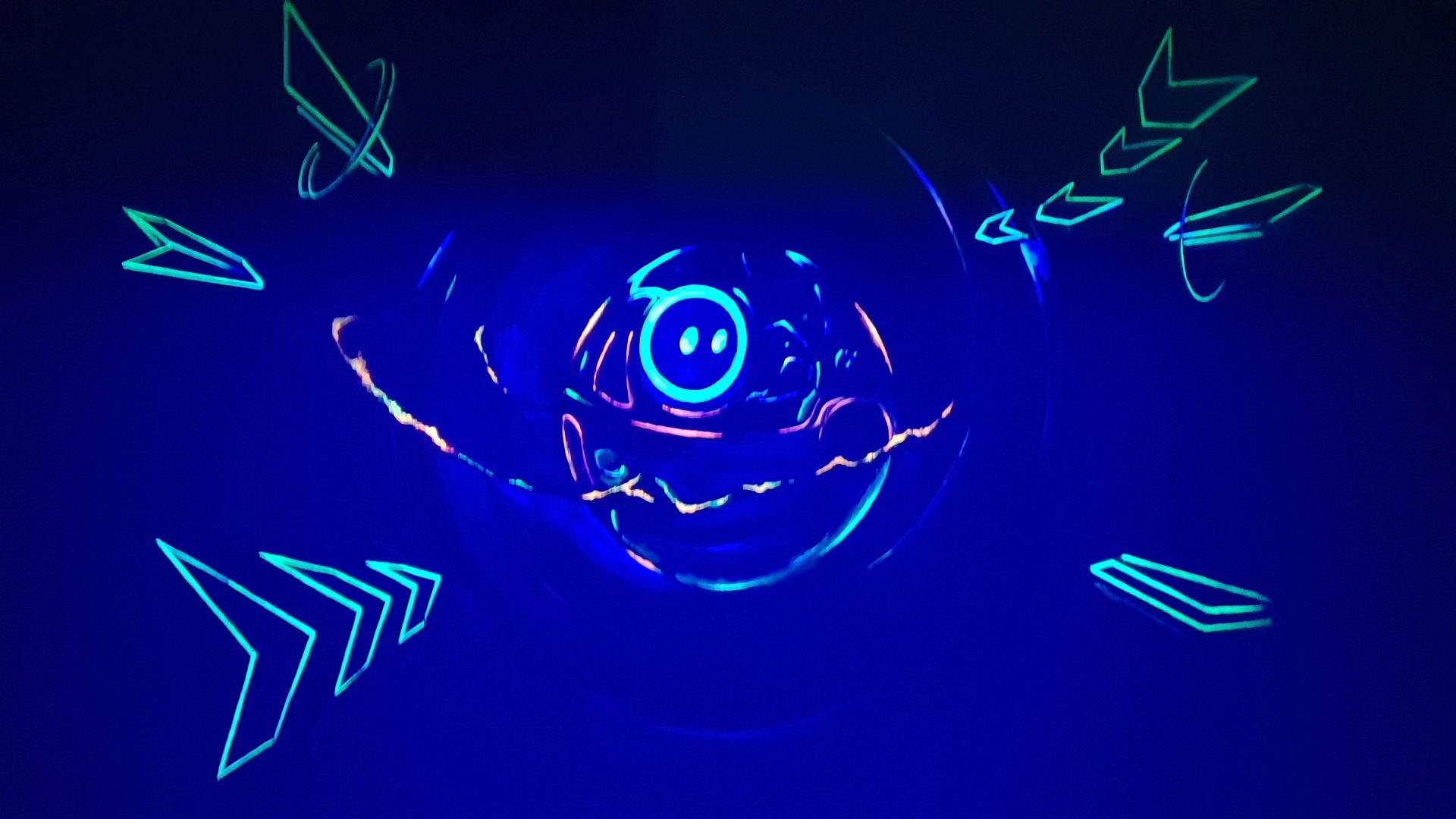 Orbot-art-neon-sphero