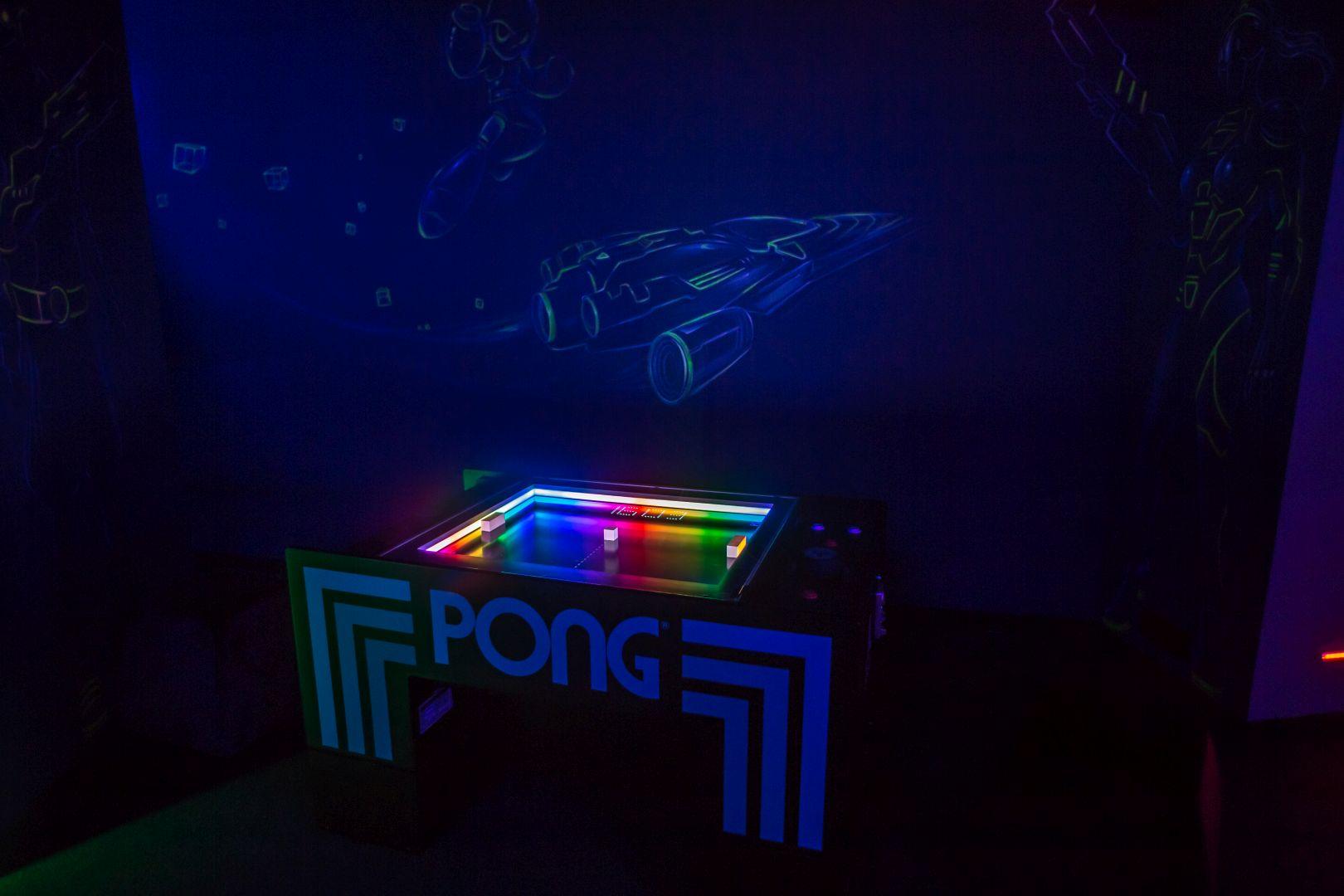 PONG-retro-art