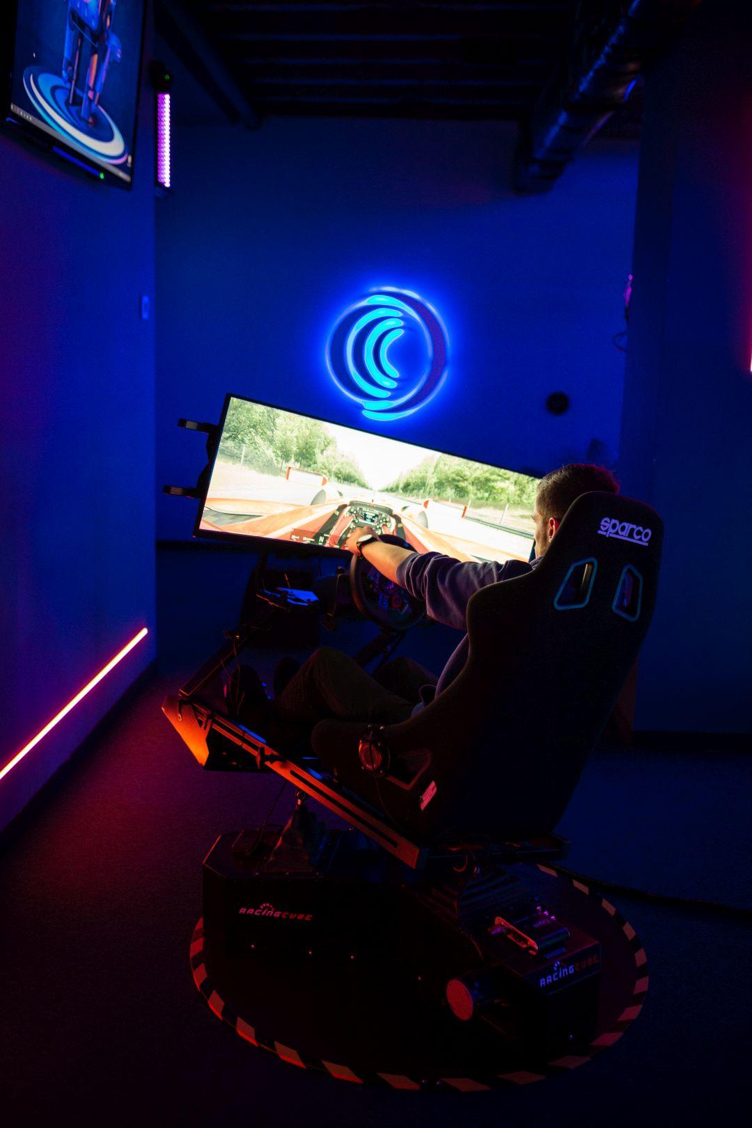 Racing Cube-Racing-Gaming-4dof-Fasetech-Portal