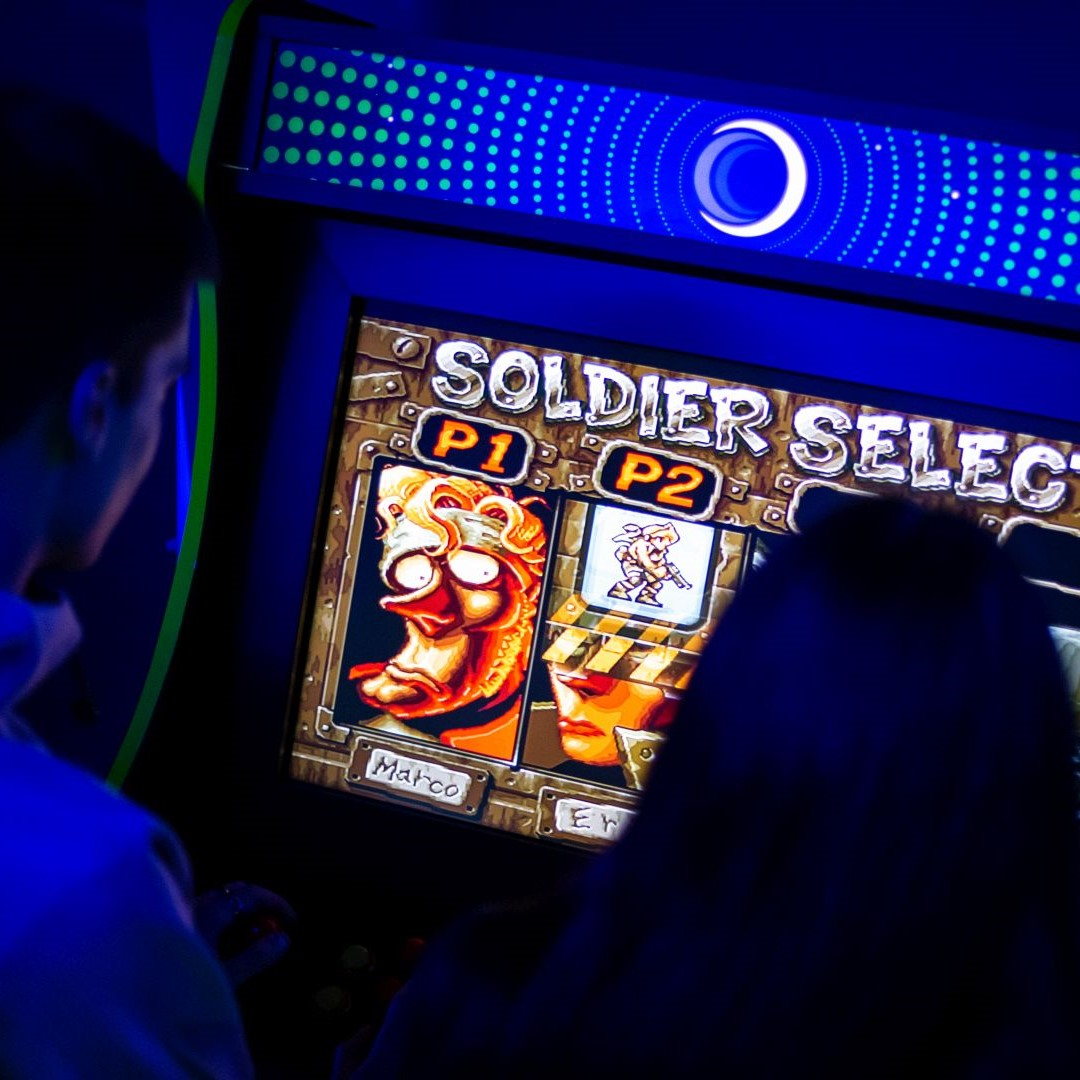 Retro-Arcade