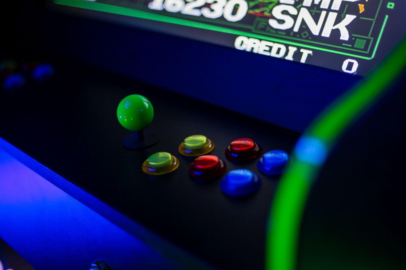Retro-Arcade-buttons