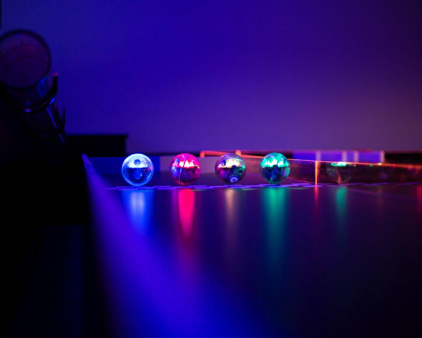 Sphero-Robotic-Balls