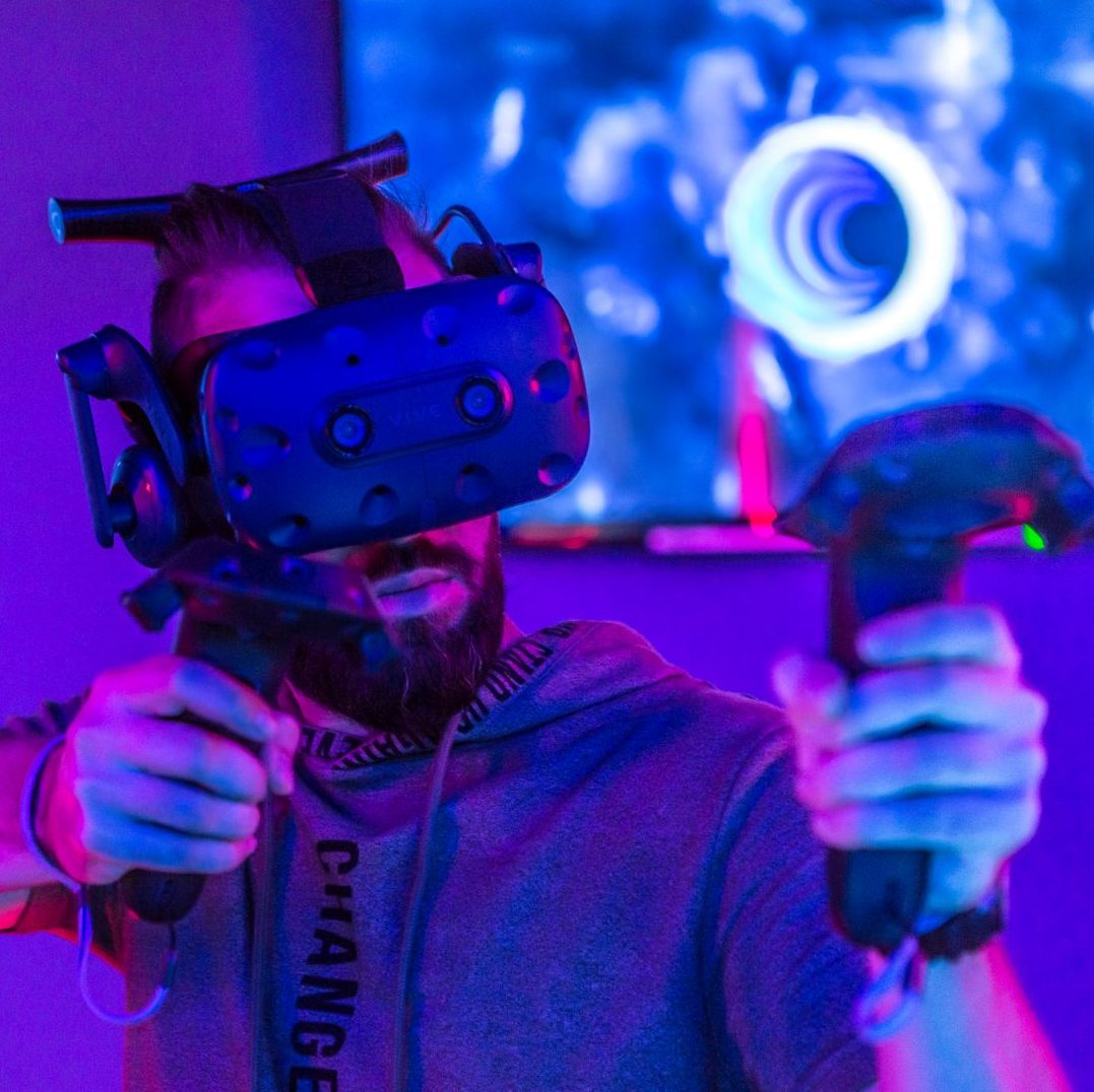 VR-shooting--Virtual-Reality